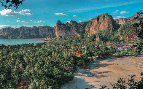 Thailand Reisebericht Ray Leh Beach Krabi