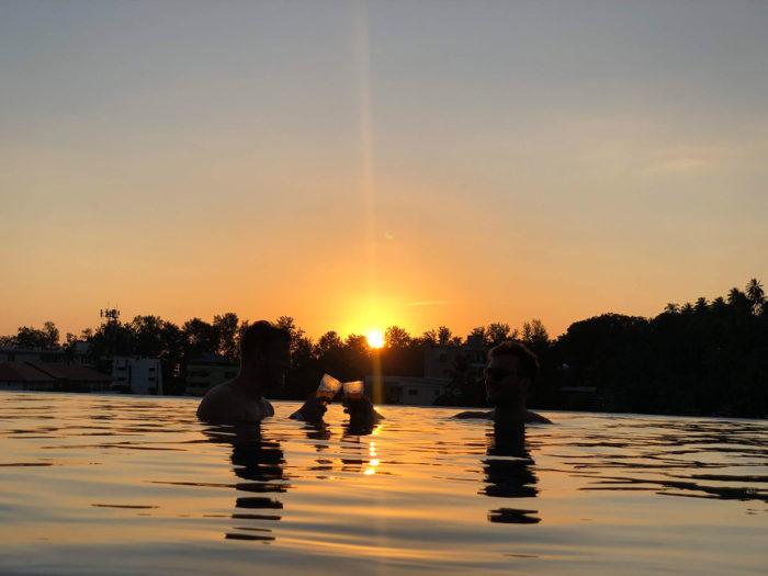 Thailand Reisebericht Daydrinking