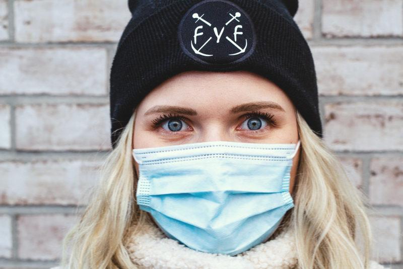 Corona Pandemie - Maskenpflicht