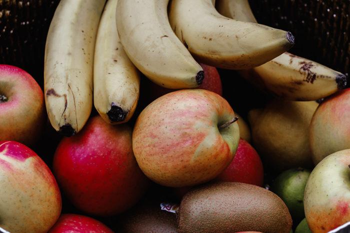 Vorbereitung auf die Saftkur Obst und Gemüse